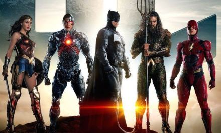 New JUSTICE LEAGUE Pictures