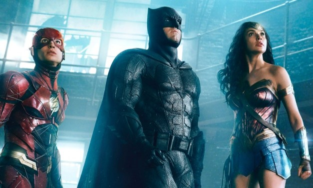 New JUSTICE LEAGUE International Trailer Features New Footage