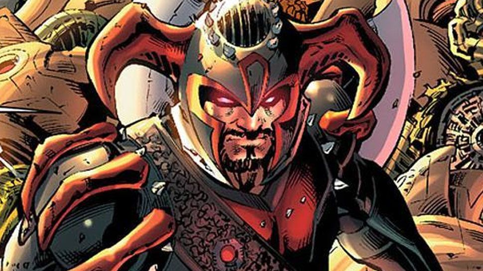 JUSTICE LEAGUE Toy Does The Steppenwolf Justice