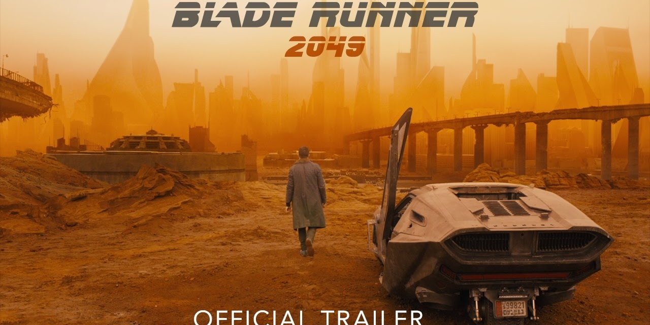 New BLADE RUNNER 2049 Trailer Is Here!