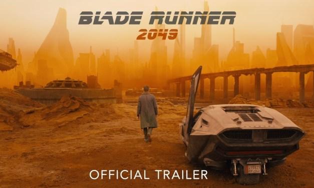 New BLADE RUNNER 2049 Trailer Is Here!