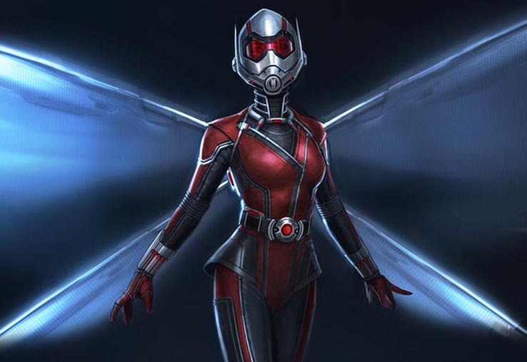 D23 Banner For ANT-MAN Sequel Features The Wasp