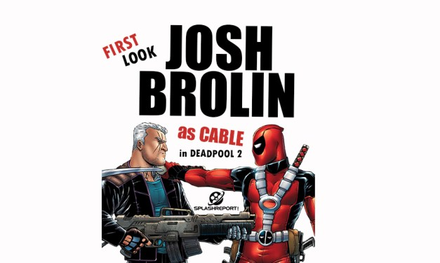 First Look At Josh Brolin As CABLE