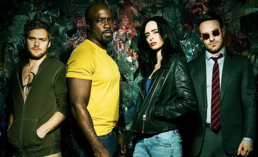 Another Final Trailer For Marvel's THE DEFENDERS Is Here!