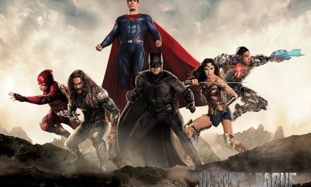 Check Out This New JUSTICE LEAGUE TV Spot!