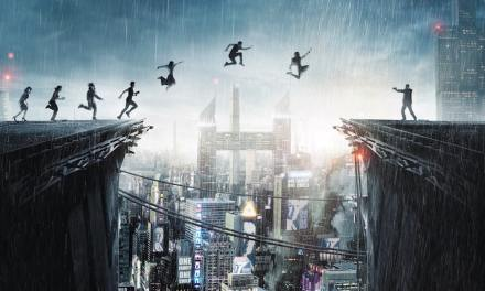 FILM REVIEW: WHAT HAPPENED TO MONDAY? Has a Dystopian Future – With Seven Noomi Rapaces