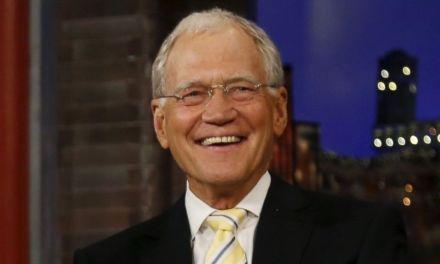 David Letterman To Make A Return To TV on Netflix