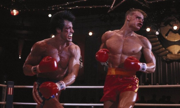 Creed And Drago Or Rocky And Drago, It Will Be A Rematch