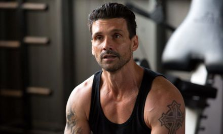 First Photo Of Frank Grillo In Netflix's Upcoming Film WHEELMAN