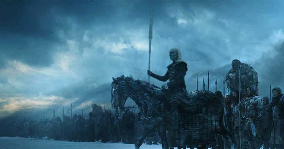 Watch The GAME OF THRONES Season 7 Finale Epic Ending Scene!