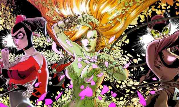 GOTHAM CITY SIRENS Not Canceled And Is Still In Development