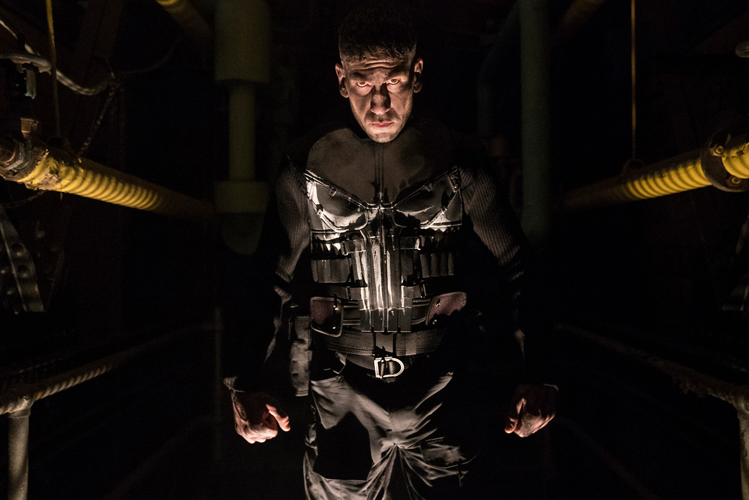 New Still From Marvel's The Punisher Released