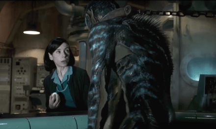 THE SHAPE OF WATER Red Band Trailer Just Dropped (Insert Flame Emojis)