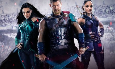 New THOR: RAGNAROK International Poster Revealed