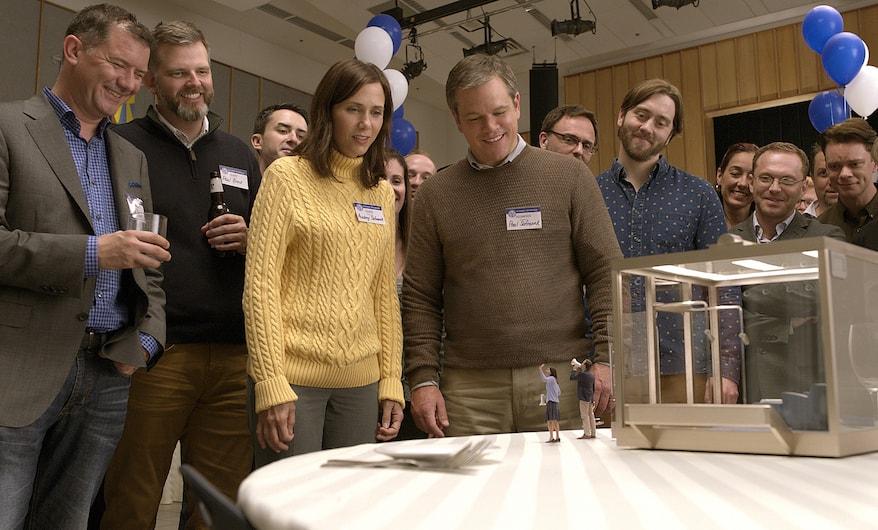 TELLURIDE FILM FESTIVAL REVIEW: Alexander Payne Bites Off Too Big a Chunk in Miniature Dramedy DOWNSIZING