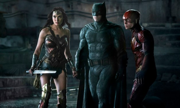 JUSTICE LEAGUE Tracking For $110 Million Opener