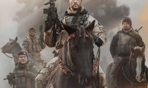 Poster and Trailer for 12 STRONG Is Here!