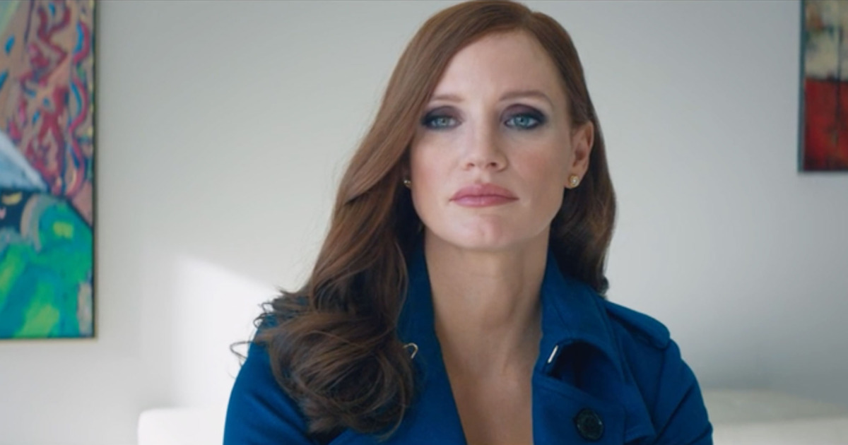 Check Out the New MOLLY'S GAME Trailer!