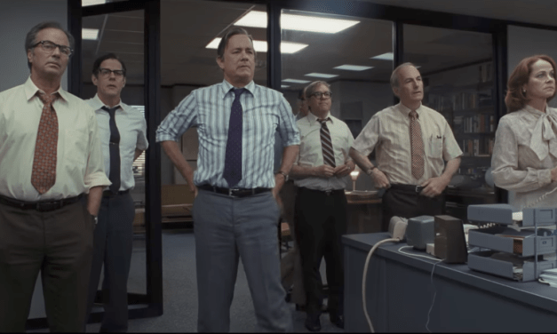Trailer For Steven Spielberg's THE POST Is Here!