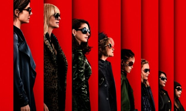 OCEAN'S 8 Teaser Trailer Released