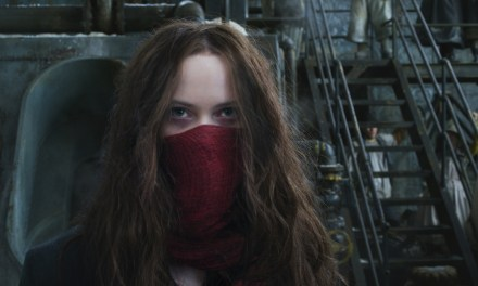 New Trailer and Artwork for Peter Jackson's MORTAL ENGINES!