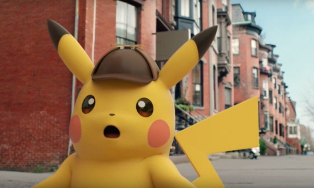 "Ryan Reynolds Starring In Pokemon Film ""DETECTIVE PIKACHU"""