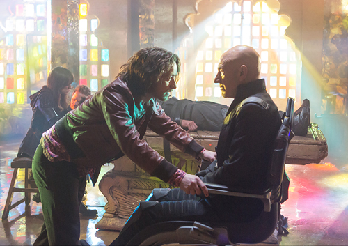 It's Groovy and Psychedelic, Man: Exploring The Drug Dependency of '70s Charles Xavier