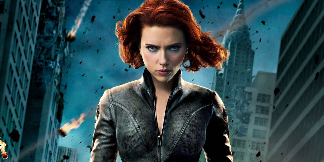 BLACK WIDOW Standalone Movie Gets Screenwriter