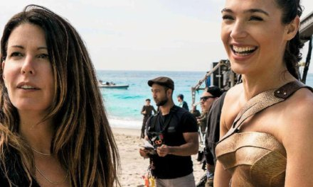 Patty Jenkins On WONDER WOMAN'S Oscar Chances Again, Keeping Tone for Sequel