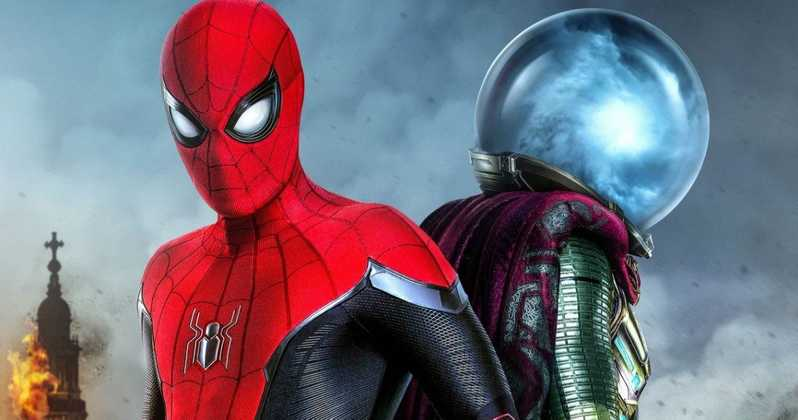 FILM REVIEW: 'Spider-Man Far From Home' Does Not Stray From