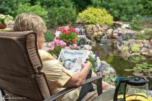 Healing Water Garden