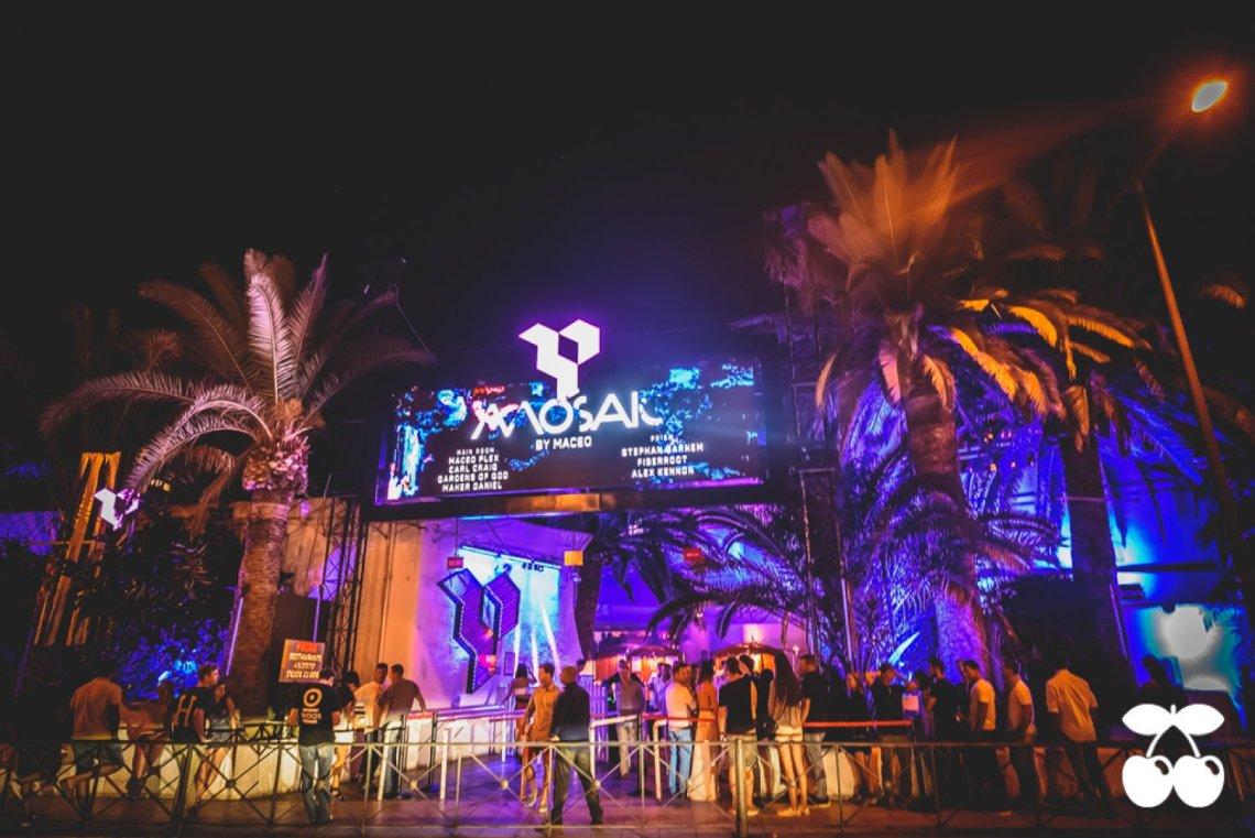 Pacha Ibiza 38 mosaic