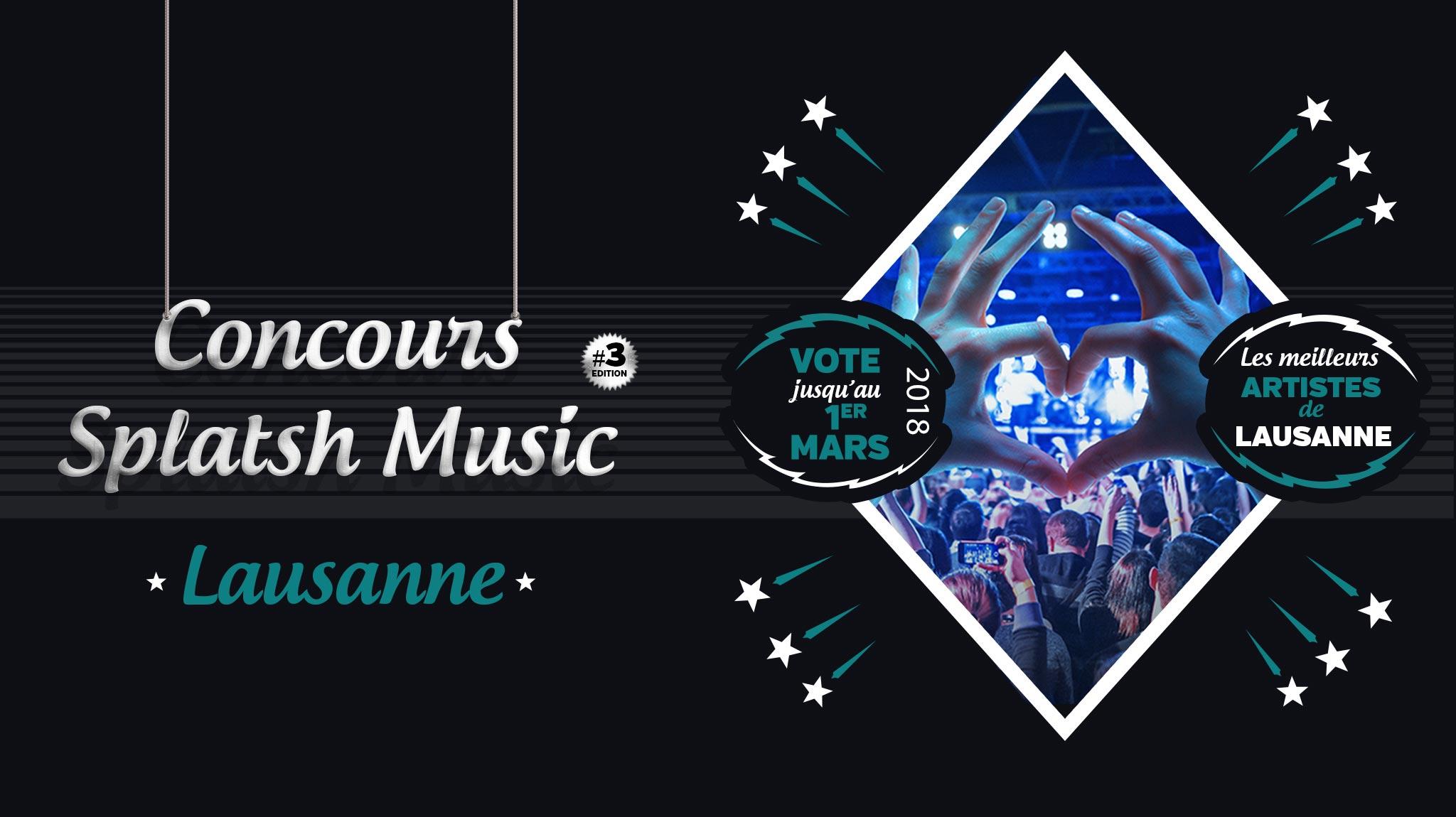 concours splatsh music lausanne