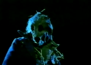 Un-debatable: Handicapped ghost-haunted scarecrows are the SCARIEST scarecrows.