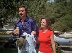 Sonny (Burt Reynolds) und Gwen (Sally Field)