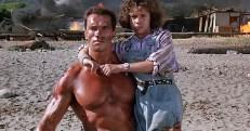John (Arnold Schwarzenegger) und Jenny (Alyssa Milano)