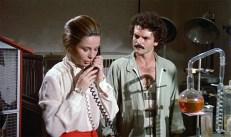 Laura Schwarz (Lorraine De Selle) und Rupert Berner (John Aldrich)