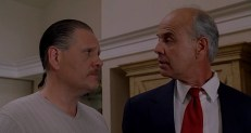 Jack Steele (William Forsythe) und Clayton (Kurt Andon)