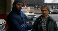 Tom (George Eastman) und Jake (Michael Sopkiw)