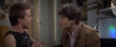 Ed (Stephen Geoffreys) und Charly (William Ragsdale)