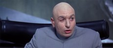Dr. Evil (Mike Myers)