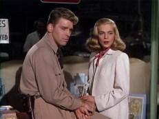Tom Hanson (Burt Lancaster) und Paula Haller (Lizabeth Scott)