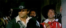 Blackie (Terence Hill) und Don Pedro (George Martin)