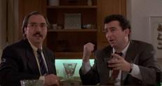 Hector Vasquez (Miguel Sandoval) und Brian Hoyle (Saul Rubinek)