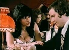 Gina (Gina Arnold) und Klaus (Christer Bladin)