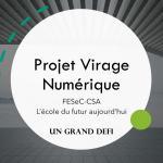 Projet virage numérique