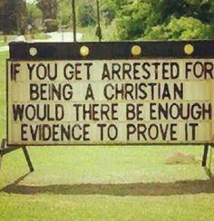 christian evidence