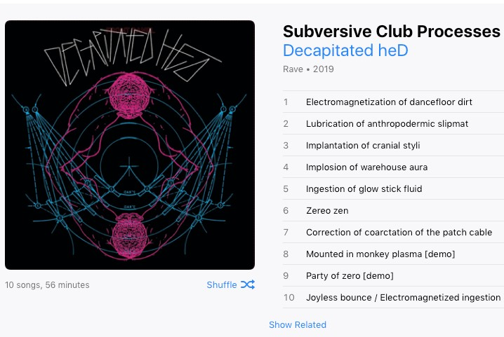 Subversive Club Processes download