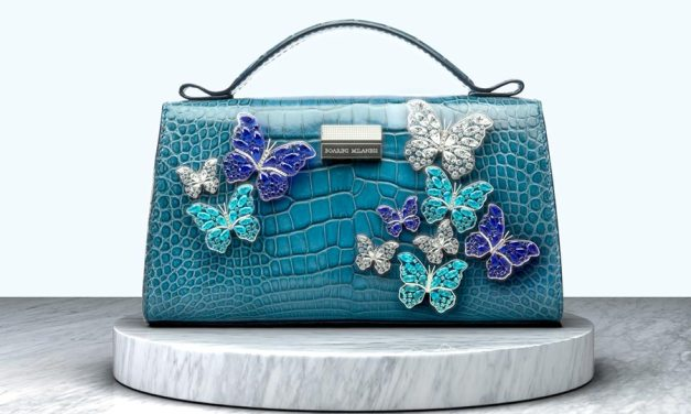 Boarini Milanesi Launches A 6 Million Euro Bag To Save The Oceans