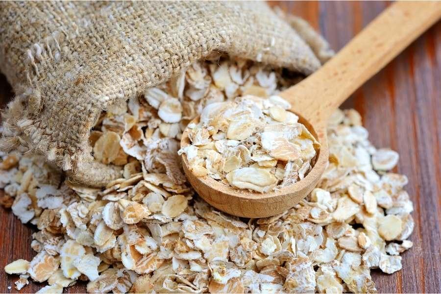 oats for fibre intake